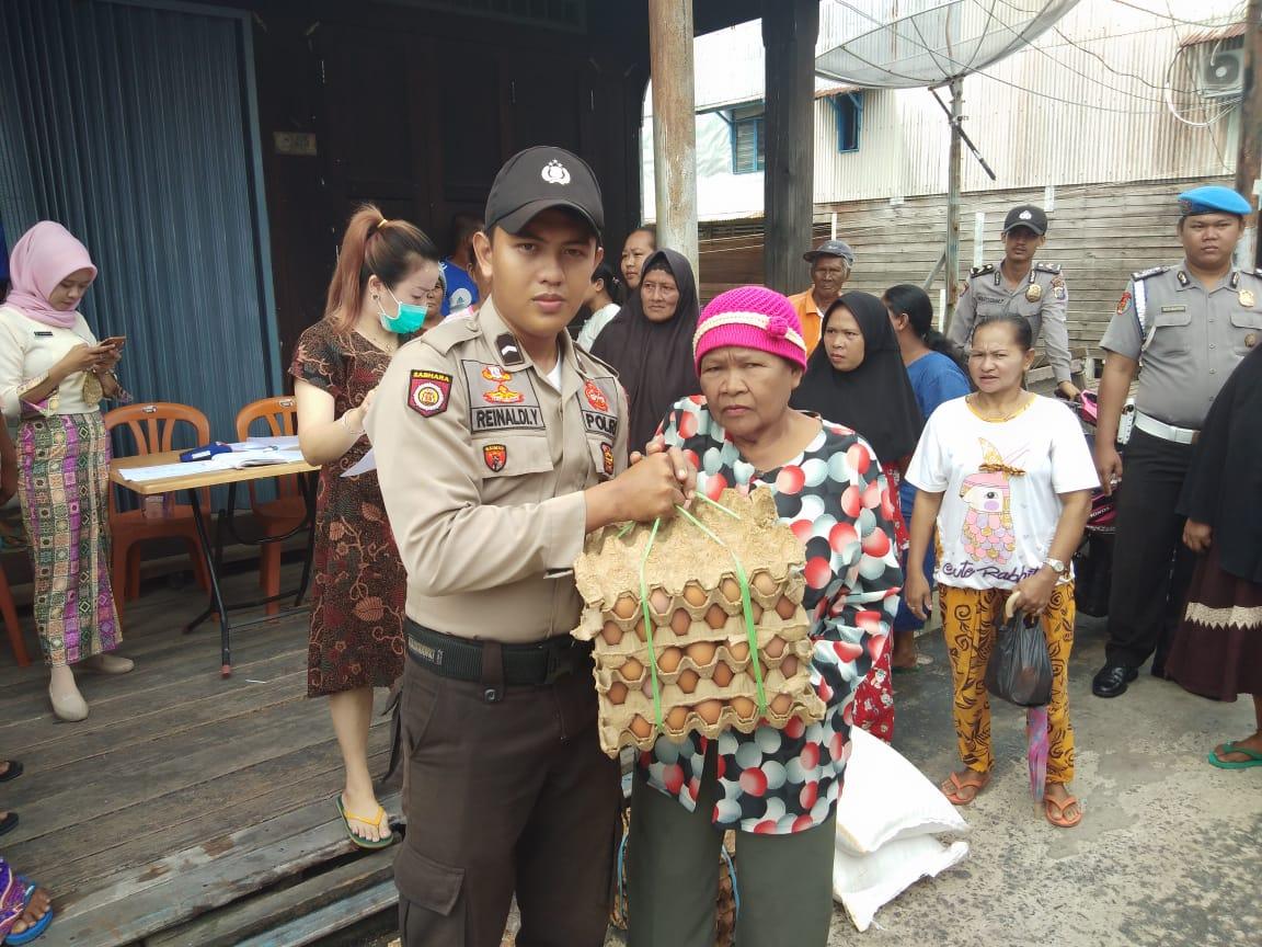 Unik di Inhil ada Indonesia Dibantu Indonesia, Yuk Simak