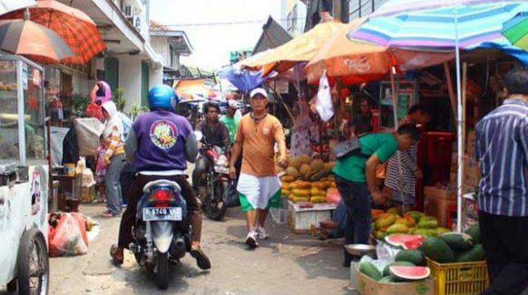 Pasar Tradisional Jadi Klaster Baru Penyebaran Virus Corona di Dumai
