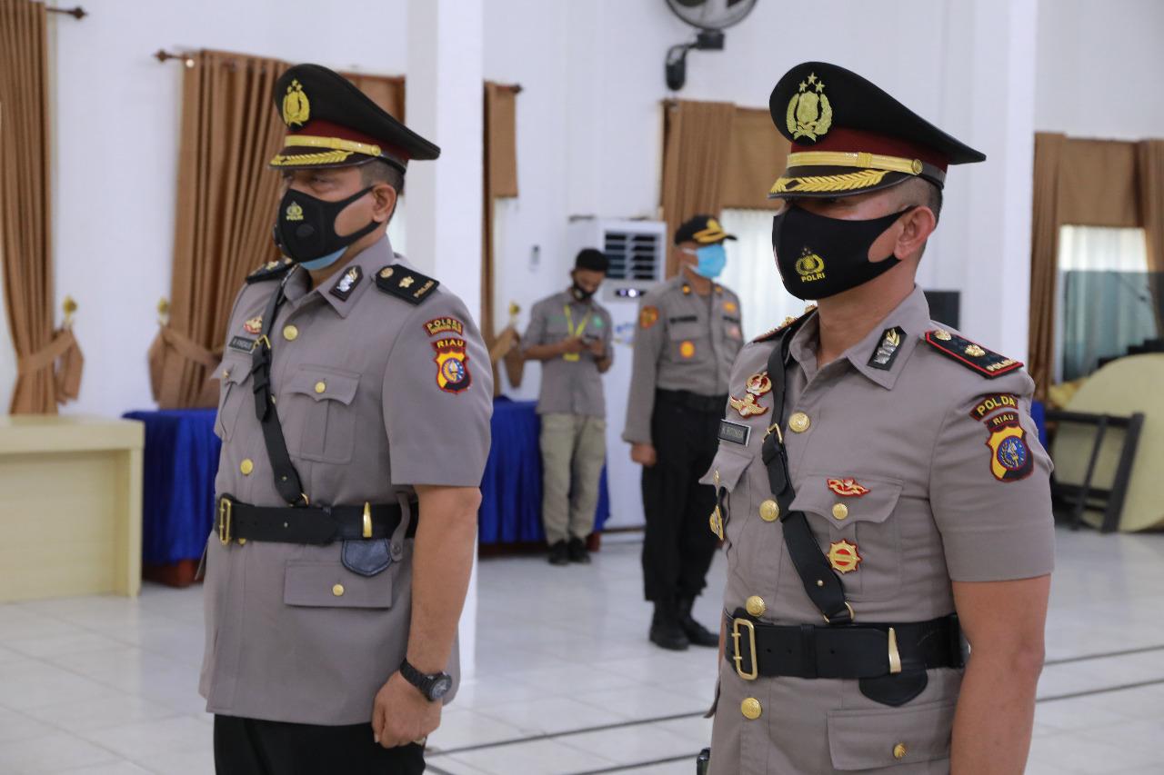 Wakapolres Inhil Resmi Dijabat Kompol Kari Amsah Ritonga