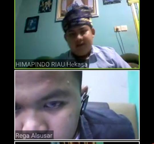HIMAPINDO Gelar Rapat Kerja Wilayah Se Riau