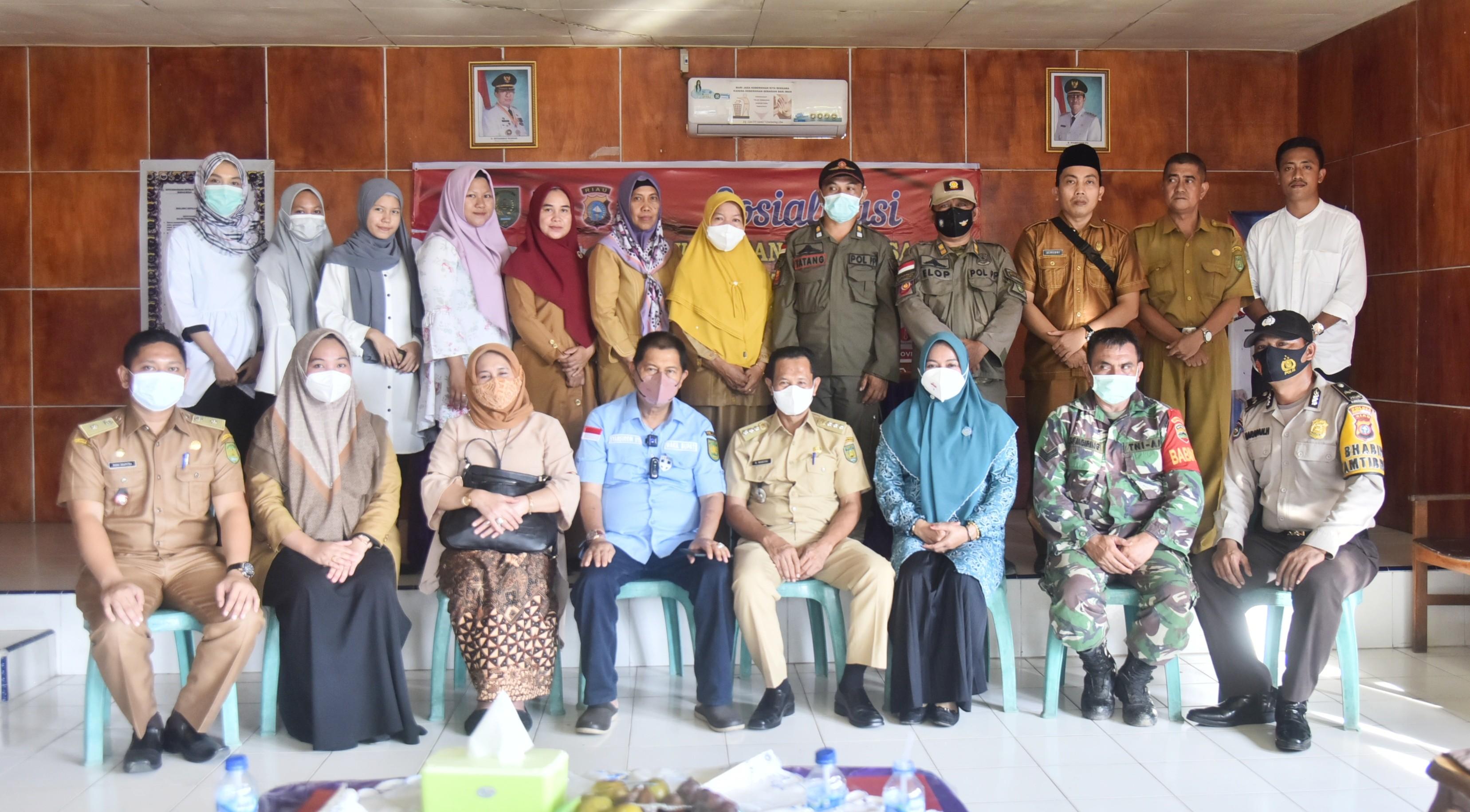 Kunjungi Kantor Camat Kemuning, Wabup H.Syamsuddin Uti Harapkan Kepada Pegawai & Staf Ikuti Arahan Camat