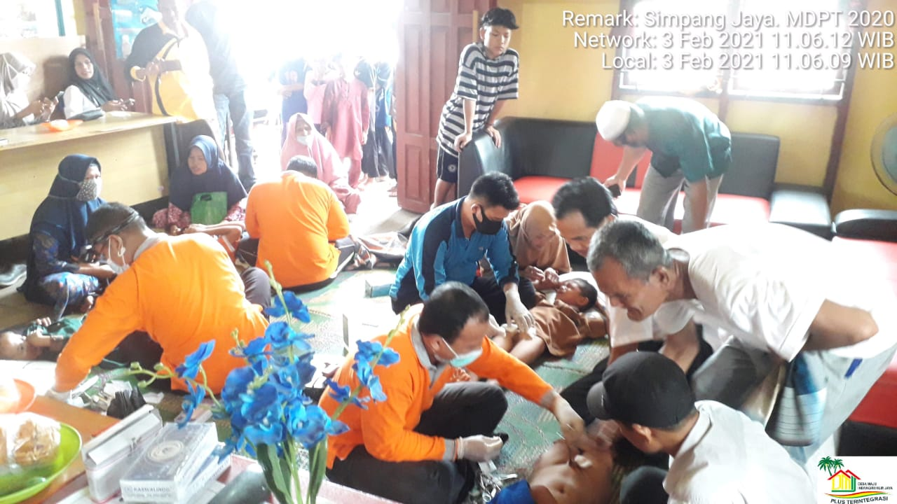 BUMDes Jaya Makmur Gelar MDPT & Sunat Masal  - (Ada 0 foto)